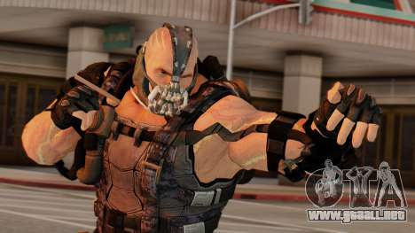The Bane Ultimate Boss para GTA San Andreas