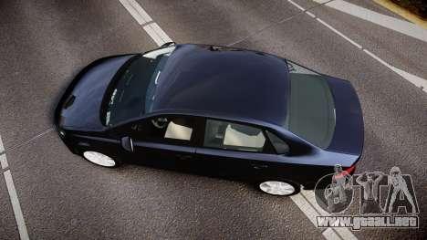 Volkswagen Polo para GTA 4 visión correcta