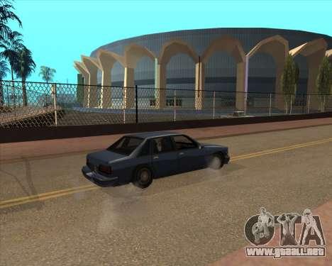 Drift para GTA San Andreas segunda pantalla