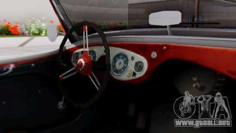 Ascot Bailey S200 from Mafia 2 para la visión correcta GTA San Andreas