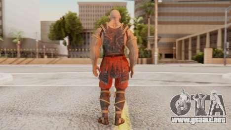 [MKX] Baraka para GTA San Andreas tercera pantalla