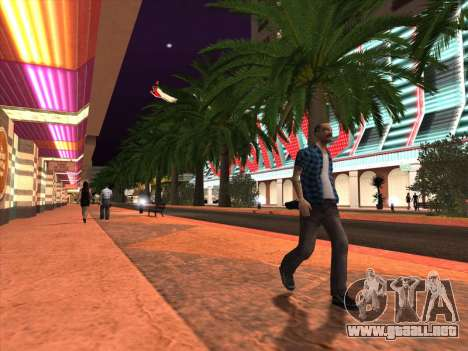 Ultimate Graphics Mod 2.0 para GTA San Andreas segunda pantalla