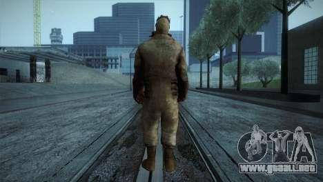 Order Soldier3 from Silent Hill para GTA San Andreas tercera pantalla