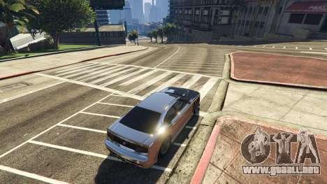 GTA 5 GhostAndreas segunda captura de pantalla