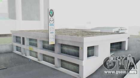 El Concesionario MAGR-Auto para GTA San Andreas