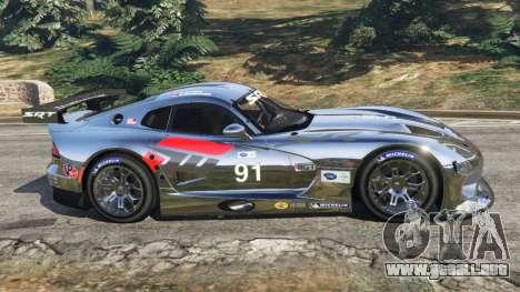 Dodge Viper GTS-R SRT 2013 [Beta] para GTA 5