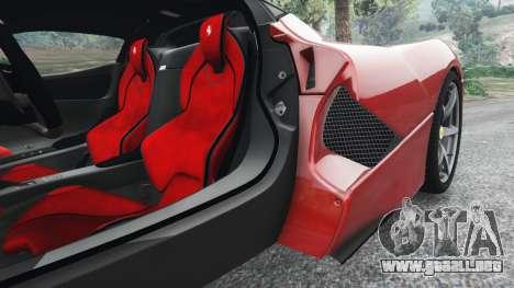 GTA 5 Motor Ferrari LaFerrari 2015 v0.5