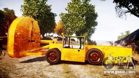 GTA V HVY Cutter para GTA 4 left