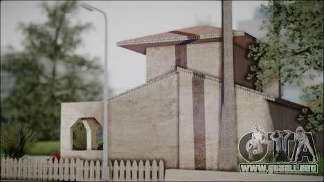 ENB KISEKI V3 para GTA San Andreas sucesivamente de pantalla