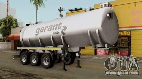 Trailer Kotte Garant para GTA San Andreas