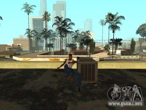 Animación de GTA Vice City para GTA San Andreas sexta pantalla