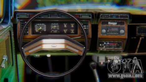Ford F-150 1984 Final para GTA San Andreas vista hacia atrás