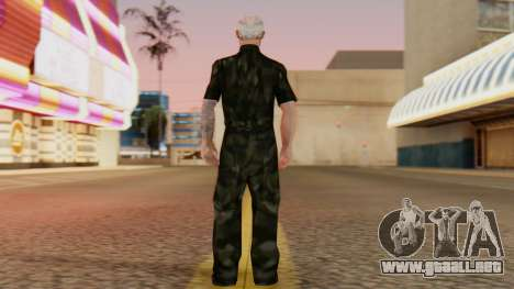 Old Wmyammo para GTA San Andreas tercera pantalla
