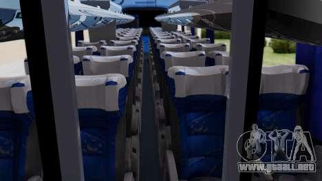 Marcopolo Bus Caribbean Travel para la visión correcta GTA San Andreas