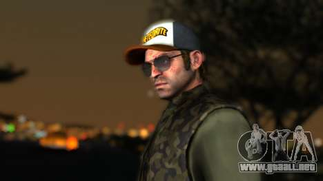 ELG ENB para GTA San Andreas tercera pantalla