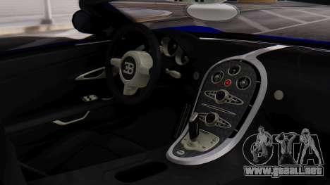 GTA 5 Truffade Adder Convertible para la visión correcta GTA San Andreas