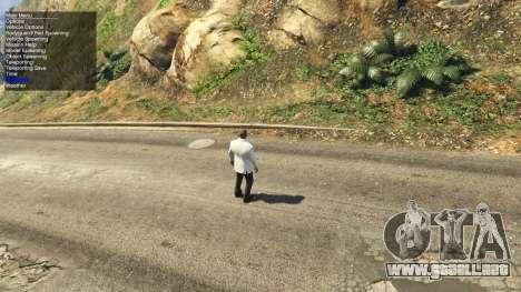 GTA 5 Simple Trainer 2.1 cuarto captura de pantalla
