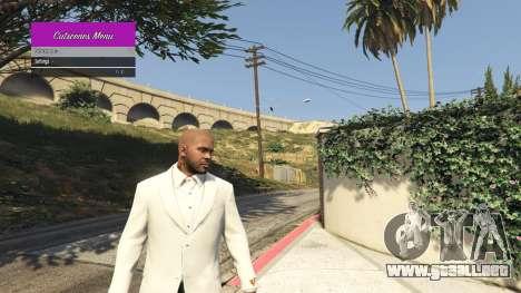 GTA 5 El Gestor de escenas de corte segunda captura de pantalla