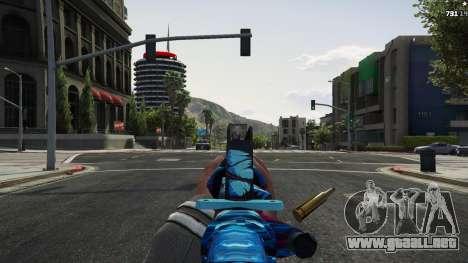 GTA 5 Hyper Beast Edition: M4A1-S quinta captura de pantalla