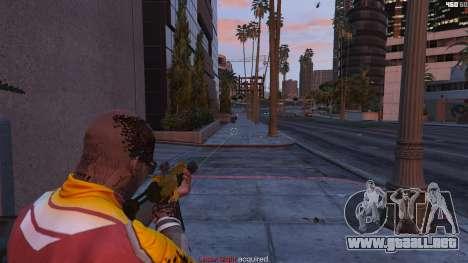 GTA 5 Mira láser