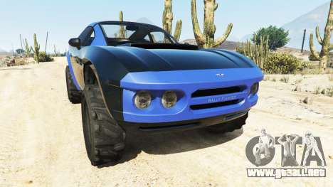 Coil Brawler Local Motors Rally Fighter para GTA 5