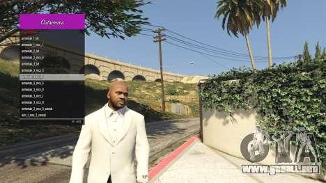 GTA 5 El Gestor de escenas de corte tercera captura de pantalla