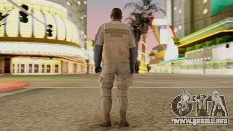 [GTA5] BlackOps1 Army Skin Desert para GTA San Andreas tercera pantalla