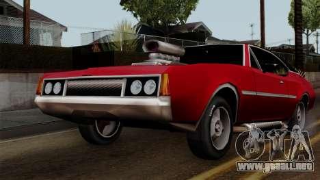 Muscle-Clover Beta v2 para visión interna GTA San Andreas