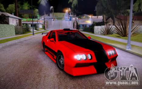 Buffalo GTR para la visión correcta GTA San Andreas