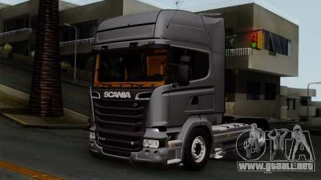 Scania R730 Streamline 4x2 para GTA San Andreas