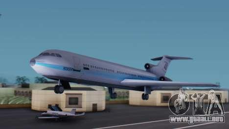 DMA Airtrain from GTA 3 v1.0 para GTA San Andreas