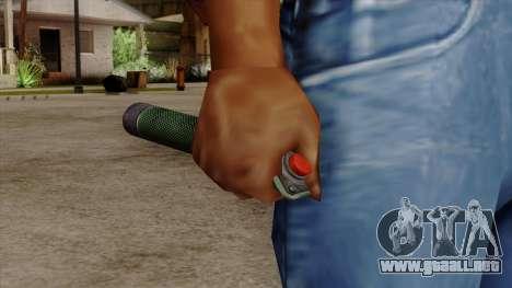 Original HD Bomb Detonator para GTA San Andreas tercera pantalla