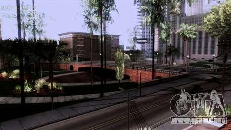 New Glen Park para GTA San Andreas tercera pantalla
