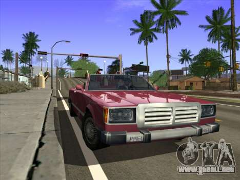 Ultimate Graphics Mod 2.0 para GTA San Andreas tercera pantalla