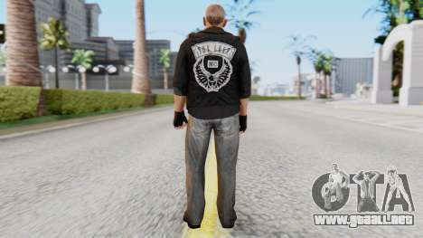 [GTA5] The Lost Skin5 para GTA San Andreas tercera pantalla