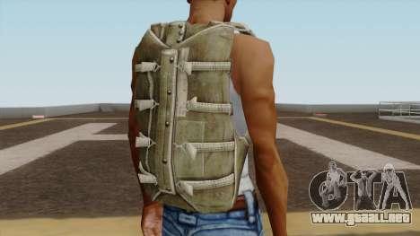 Original HD Parachute para GTA San Andreas tercera pantalla