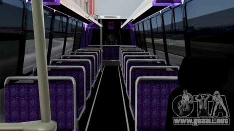 Ford F-550 Prisma Microbus Hidromex para la visión correcta GTA San Andreas