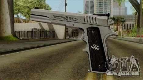 Original HD Colt 45 para GTA San Andreas segunda pantalla