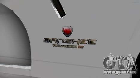 GTA 5 Banshee para la visión correcta GTA San Andreas