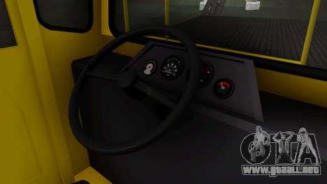 DAC 120DE para la visión correcta GTA San Andreas