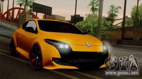 Renault Megane Sport HKNgarage para GTA San Andreas