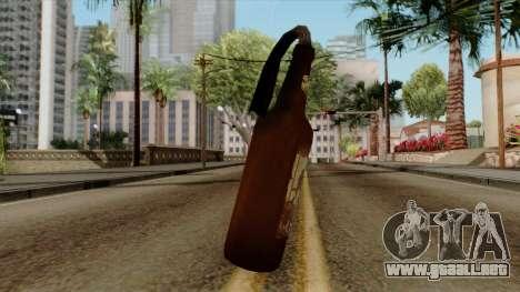Original HD Molotov Cocktail para GTA San Andreas segunda pantalla