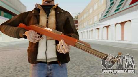 SKS SA Style para GTA San Andreas tercera pantalla