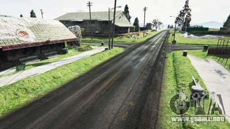 North Yankton sin nieve v1.1 para GTA 5