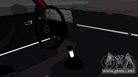Opel Manta B1 para la visión correcta GTA San Andreas