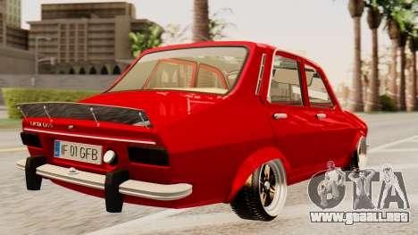 Dacia 1300 GFB v2 para GTA San Andreas left