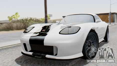 GTA 5 Banshee para GTA San Andreas