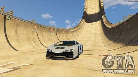 Maze Bank Loop The Loop para GTA 5