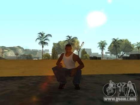 Animación de GTA Vice City para GTA San Andreas tercera pantalla