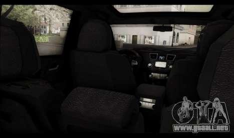 Toyota Highlander 2011 para el motor de GTA San Andreas